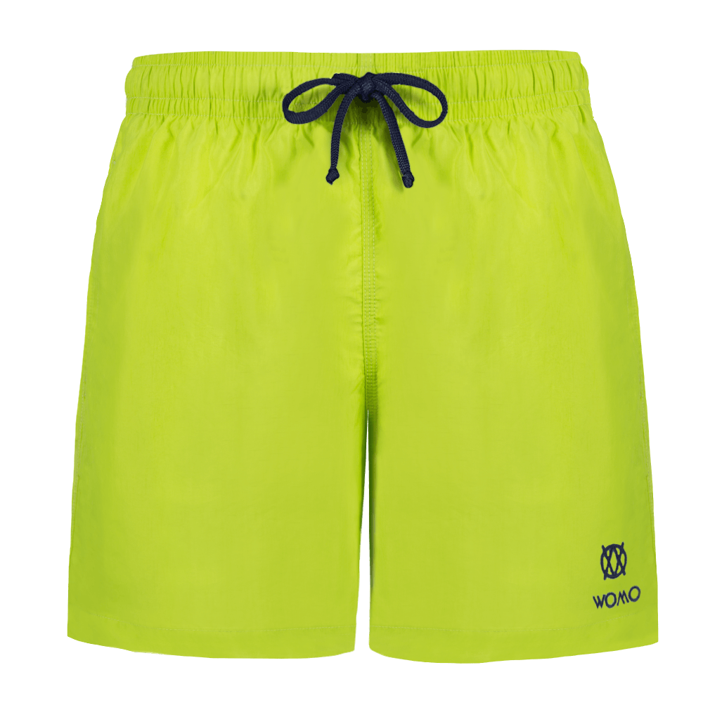 2637a1b081 Lime Green Swimming Trunks - WOMO Online Store