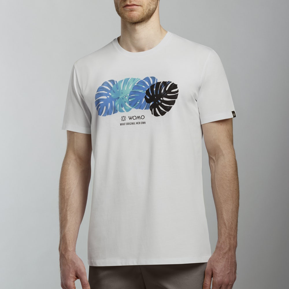 T-shirt with prints